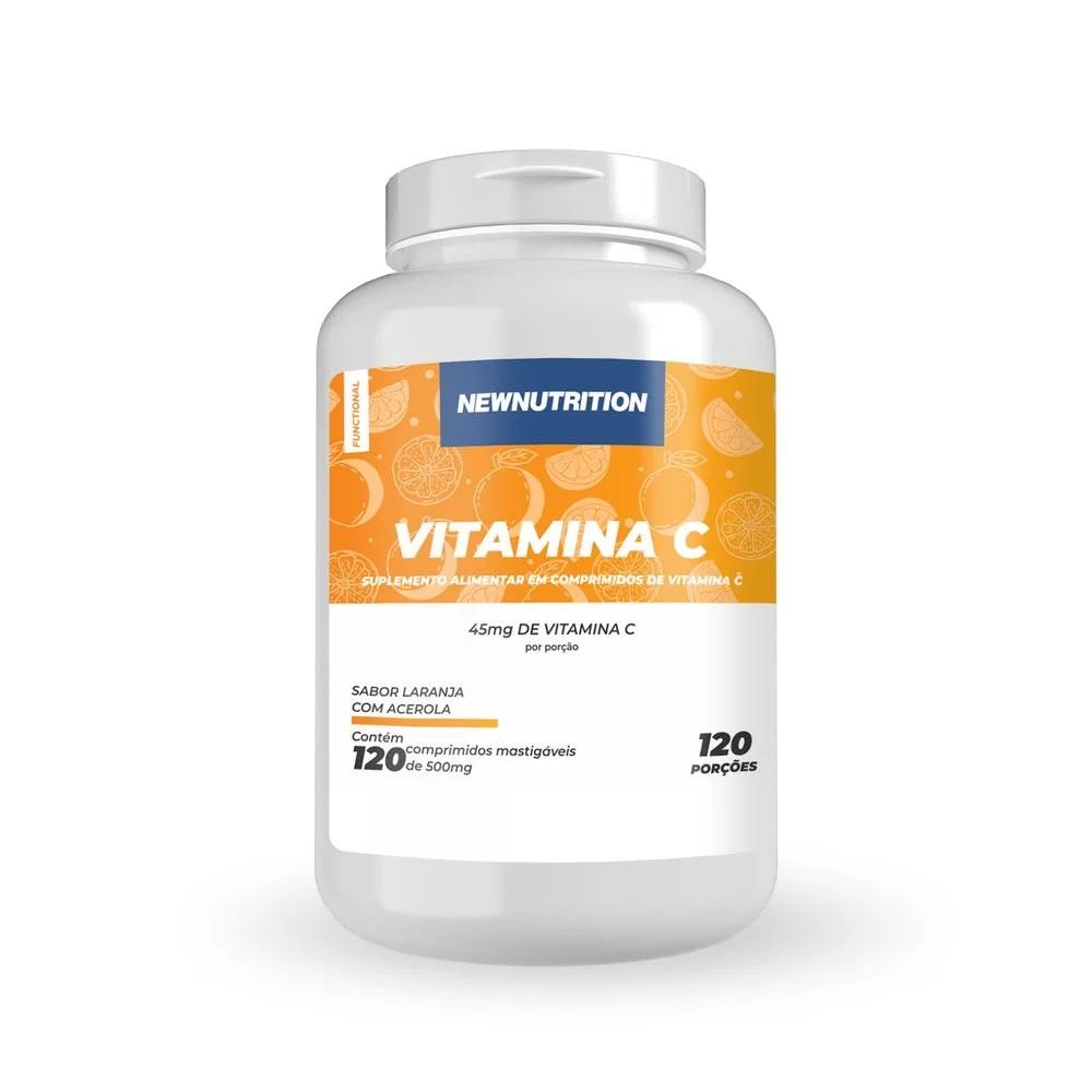 Vitamina C 45mg - 120 comprimidos