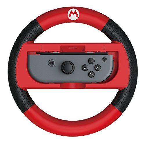 Volante Deluxe Mario Kart 8 - Edição Mario - Nintendo Switch