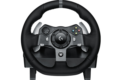 Volante Logitech G920 Driving Force Race Wheel - Xbox One / PC