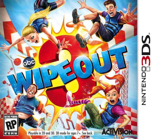 Wipeout 3 - 3Ds