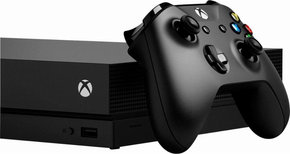 Xbox One X - 1 Terabyte