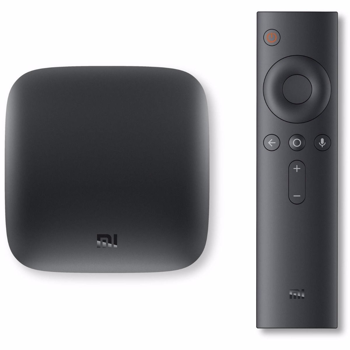 Xiaomi MI Box 4K Hdr Android TV 6.0 - 8GB - Preto