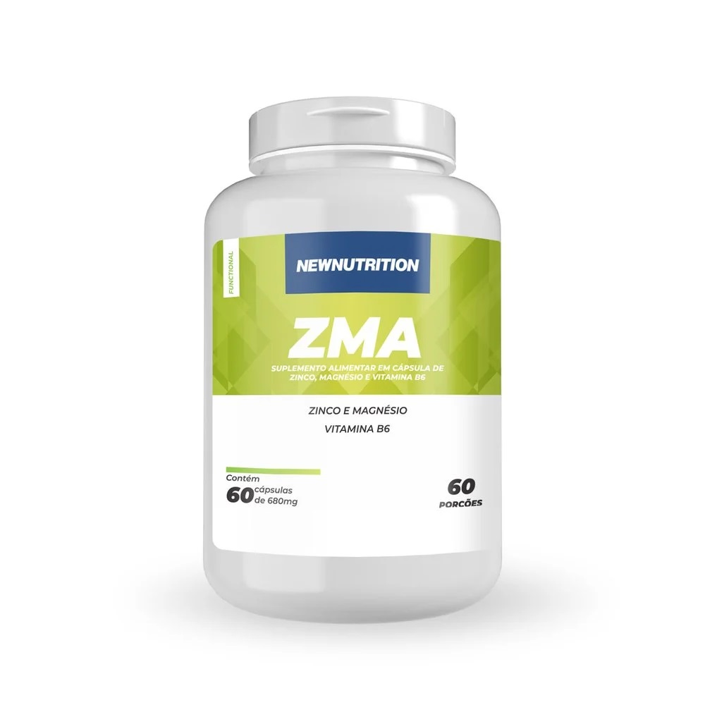 ZMA - 60 cápsulas
