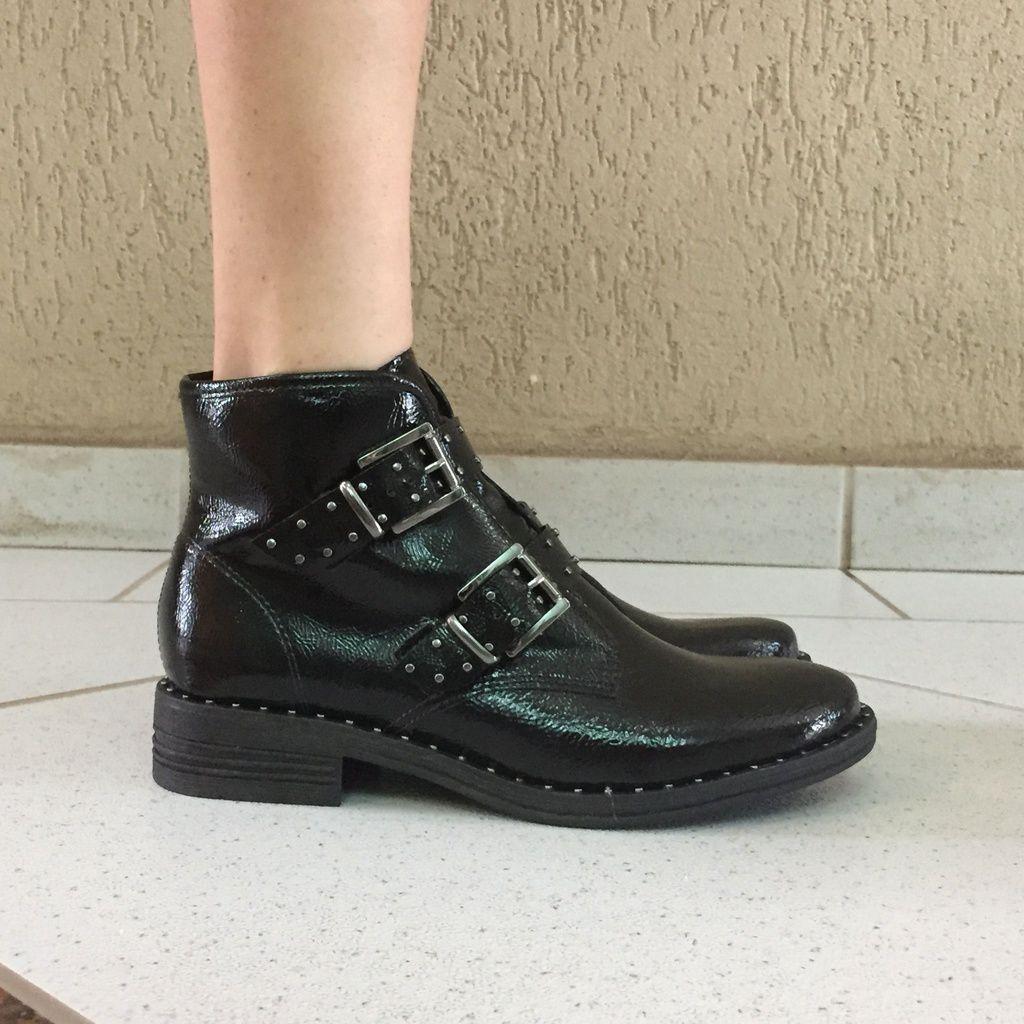 a0995807b18db bota infantil coturno verniz molhado vermelha sua cia - Busca na ...