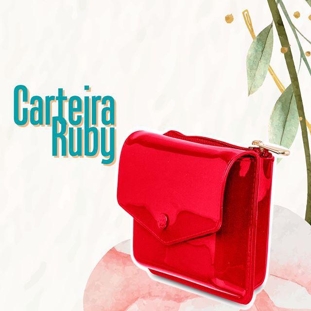 Carteira Petite Jolie Ruby PJ4809