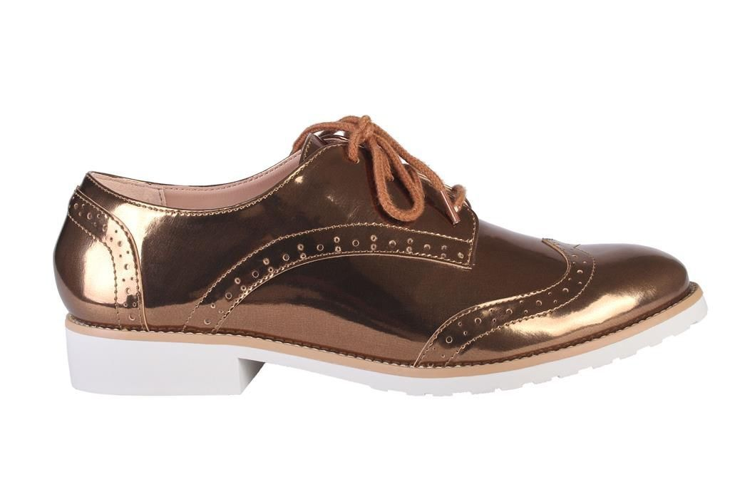 Oxford Bronze Lia Line