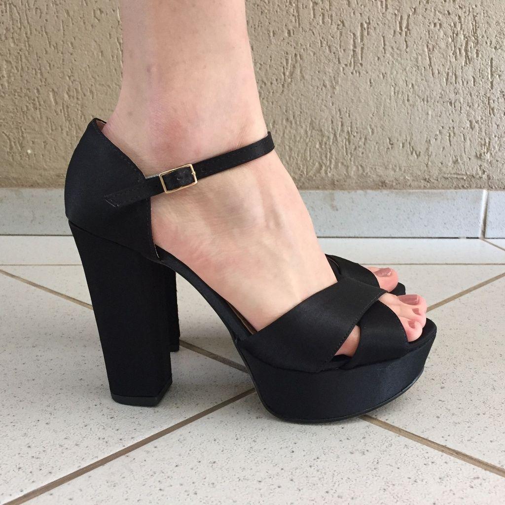 1d1d4a953e sandalia meia pata de nobuck rosa claro com laco lia line - Busca na ...