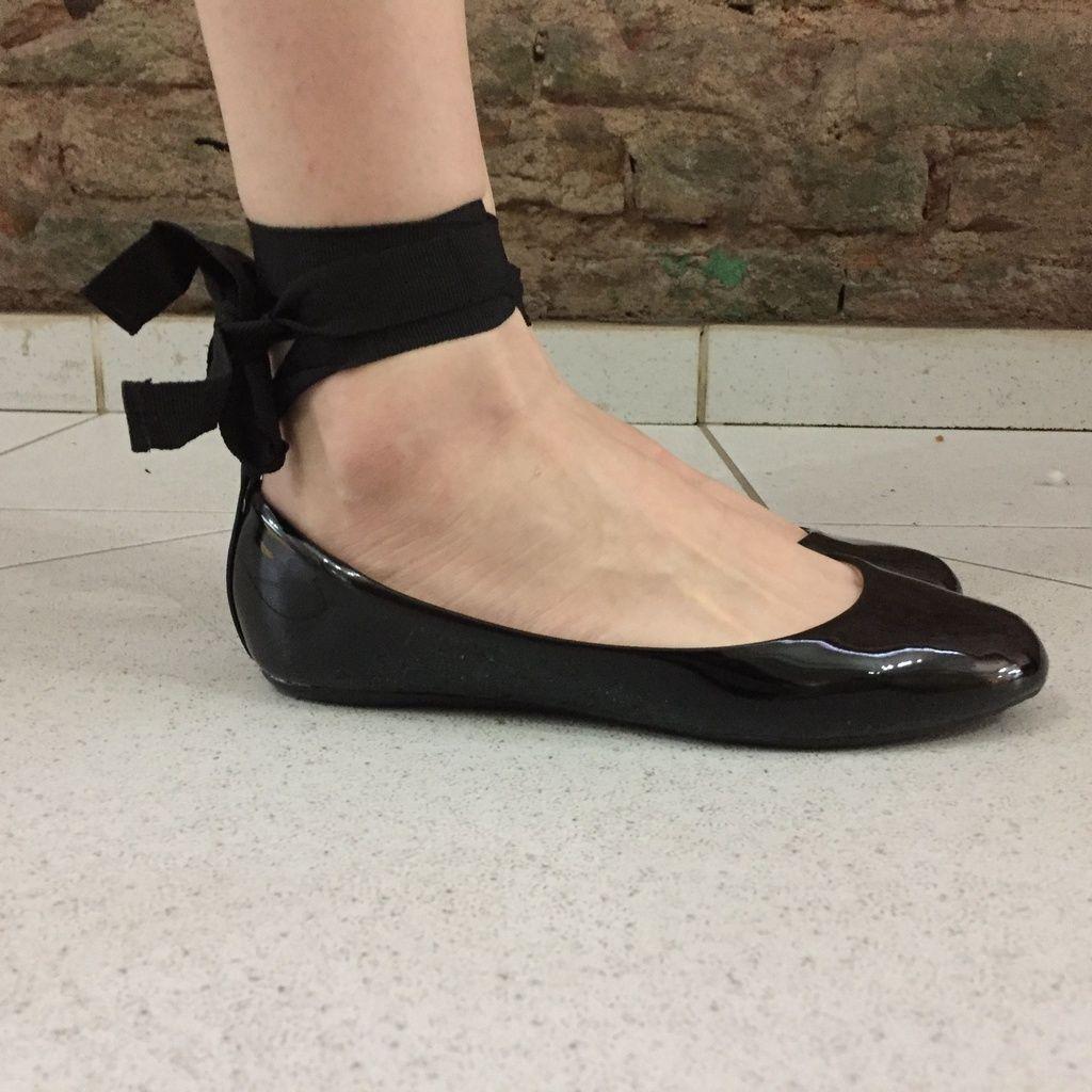 Sapatilha Bailarina Sua Cia