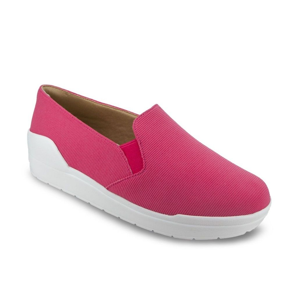 Tênis Slip On Pink Petite Jolie