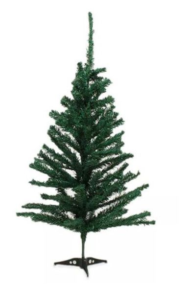 Árvore de Natal Verde com 60 cm