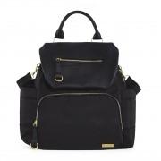 Bolsa Maternidade Skip Hop - Chelsea Backpack Black (Mochila)