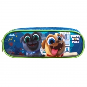 Estojo Duplo Escolar Puppy Dog Pals