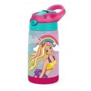 Garrafa de Aço Inoxidável Barbie - GF56033BB