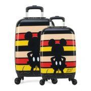 Kit Mala de Viagem  Mickey Mouse TAM P e M - MF10234MY