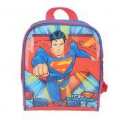 Lancheira Térmica Infantil Superman Azul - LA32883SM