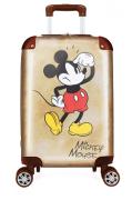 Mala De Viagem Mickey Mouse - Tam M c/ Cadeado