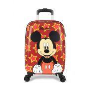 Mala de Viagem Mickey Mouse – Tam P de Bordo C/ Cadeado MF10264MY