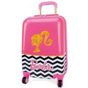 Mala Escolar / Viagem Infantil Barbie MF10178BB - Tam P de Bordo