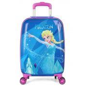 Mala Escolar / Viagem Infantil Frozen - MF10266FZ