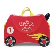 Mala Escolar / Viagem Infantil Trunki - Carro de Corrida - P de Bordo