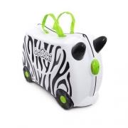 Mala Escolar / Viagem Infantil Trunki - Zebra Zimba - P de Bordo
