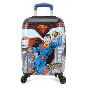 Mala Infantil Escolar/Viagem Superman – Tam P de Bordo (MF10248SM-18)