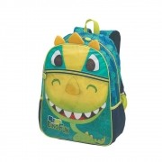Mochila De Costas Escolar Pack Me Dino Fun