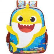 Mochila Escolar Baby Shark Plush  - 9043