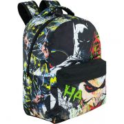 Mochila Escolar Batman VS Coringa  - 9078