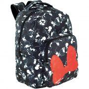 Mochila Escolar Juvenil Minnie Mouse - 9090