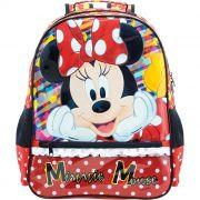 Mochila Escolar Minnie Mouse - 8923