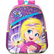 Mochila Escolar Polly Pocket - 8712