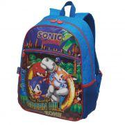 Mochila Escolar Sonic Green Hill - 989A04
