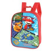 Mochilete Infantil Super Wings
