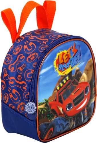 Lancheira Térmica Infantil Blaze - 8014