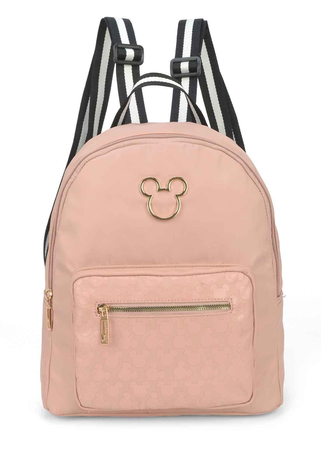 Bolsa de Costas Feminina Mickey Mouse BMK78482