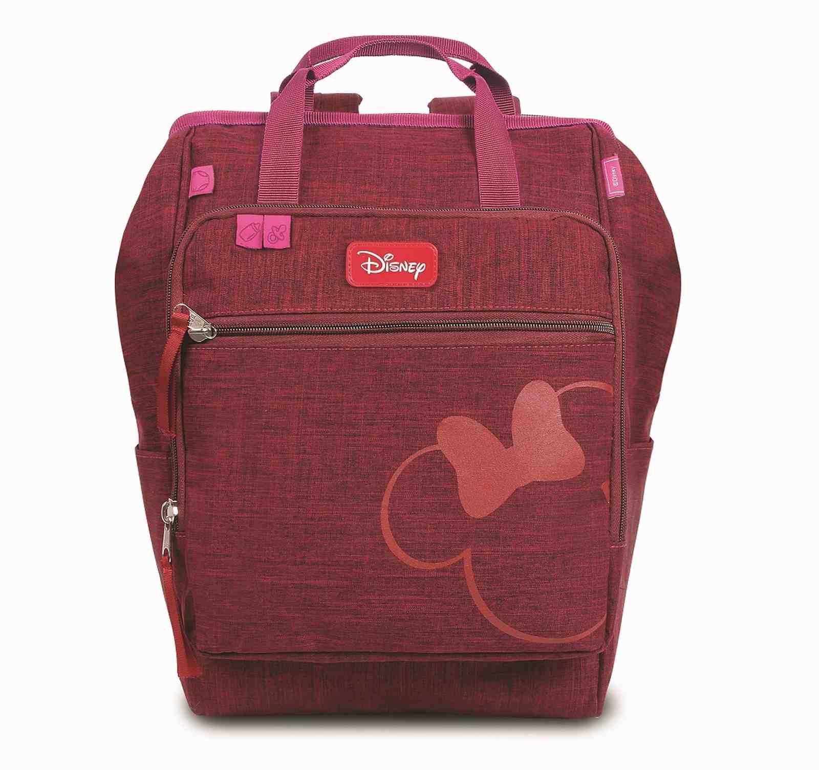 Bolsa Maternidade Disney Minnie Mouse BabyGo BackPack