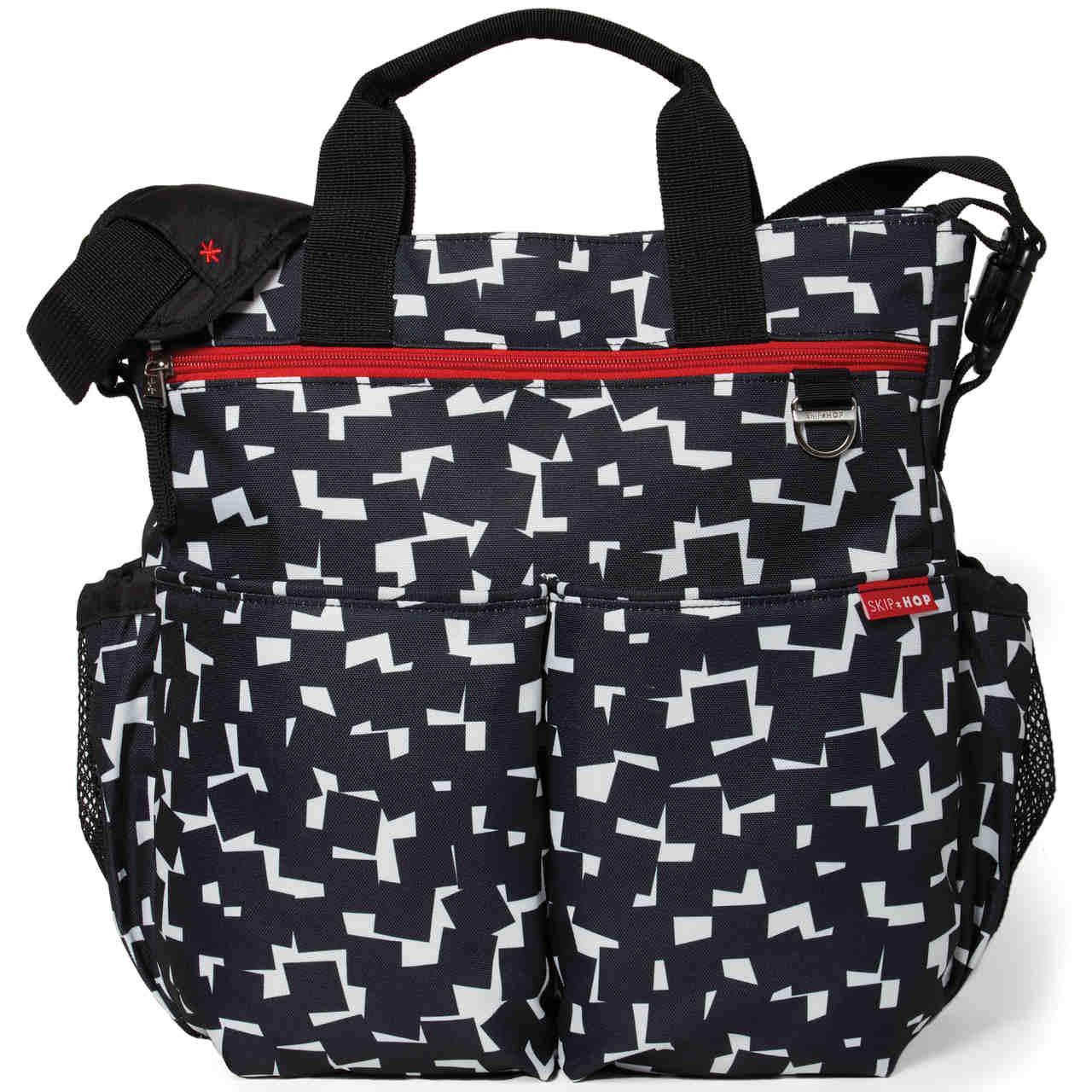 Bolsa Maternidade Skip Hop (Diaper Bag) Duo Signature - Cubes