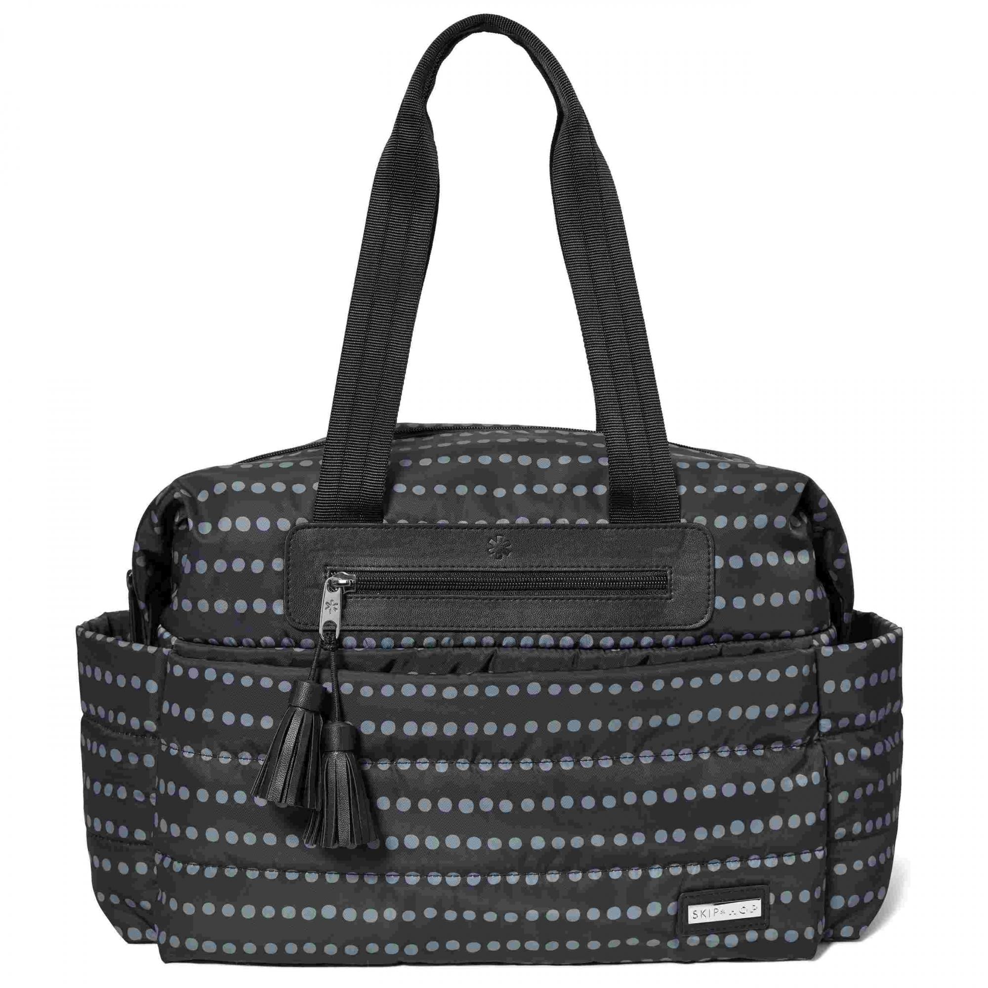 Bolsa Maternidade Skip Hop (Diaper Bag) Riverside Ultra Light Satchel