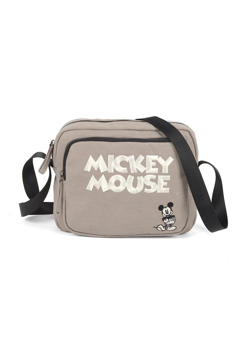 Bolsa Transversal Feminina Mickey Mouse BMK78494