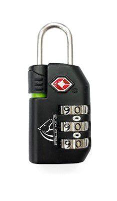 Cadeado 3 Segredos Com Tsa Polo King - CD007TSA-PT