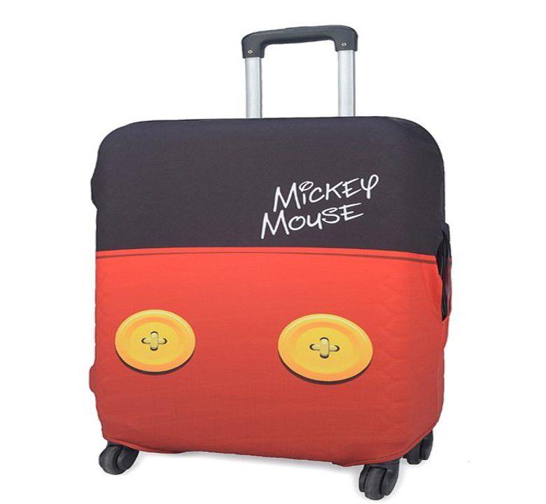 Capa Protetora Para Mala De Viagem Mickey - Tamanho G - CP00005MY