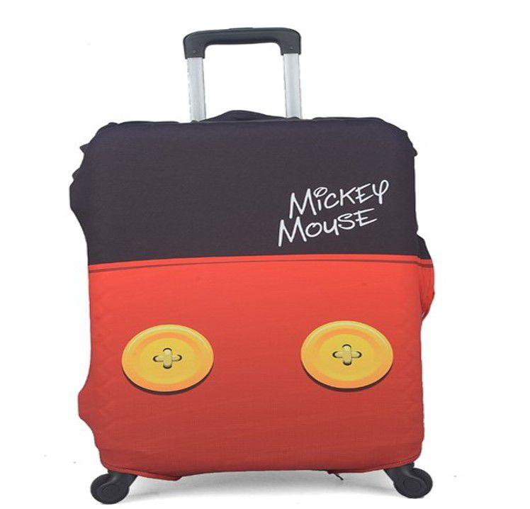 Capa Protetora Para Mala De Viagem Mickey - Tamanho M - CP00005MY