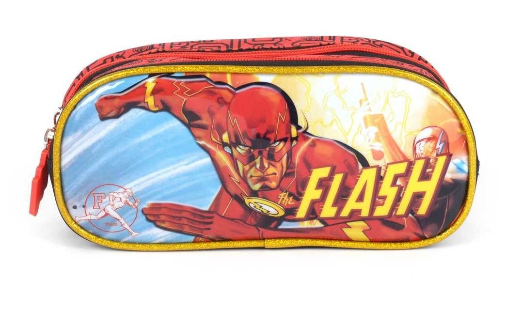 Estojo Escolar Duplo Flash - EI35564FM
