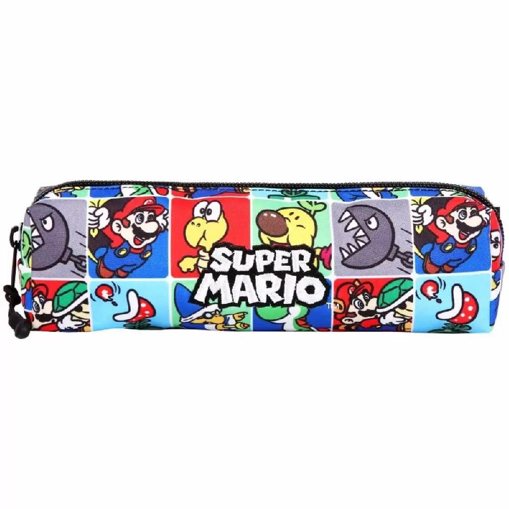 Estojo Escolar Super Mario - 11526