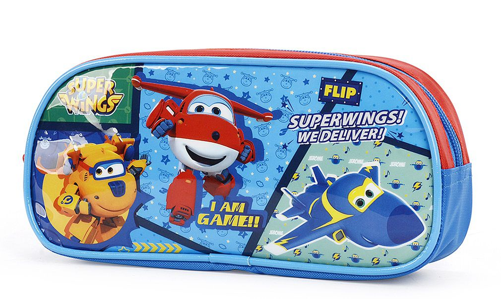 Estojo Super Wings - EI33904SW