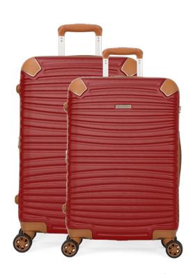 Kit Mala de Viagem Polo King Nápoles -Tam M e G c/ cadeado TSA