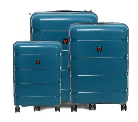 Kit Mala de Viagem Roncato York - Tamanho P,M,G C/ Cadeado TSA