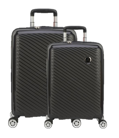 Kit Mala Viagem Polo King Zurique – Tam P e M Cadeado TSA