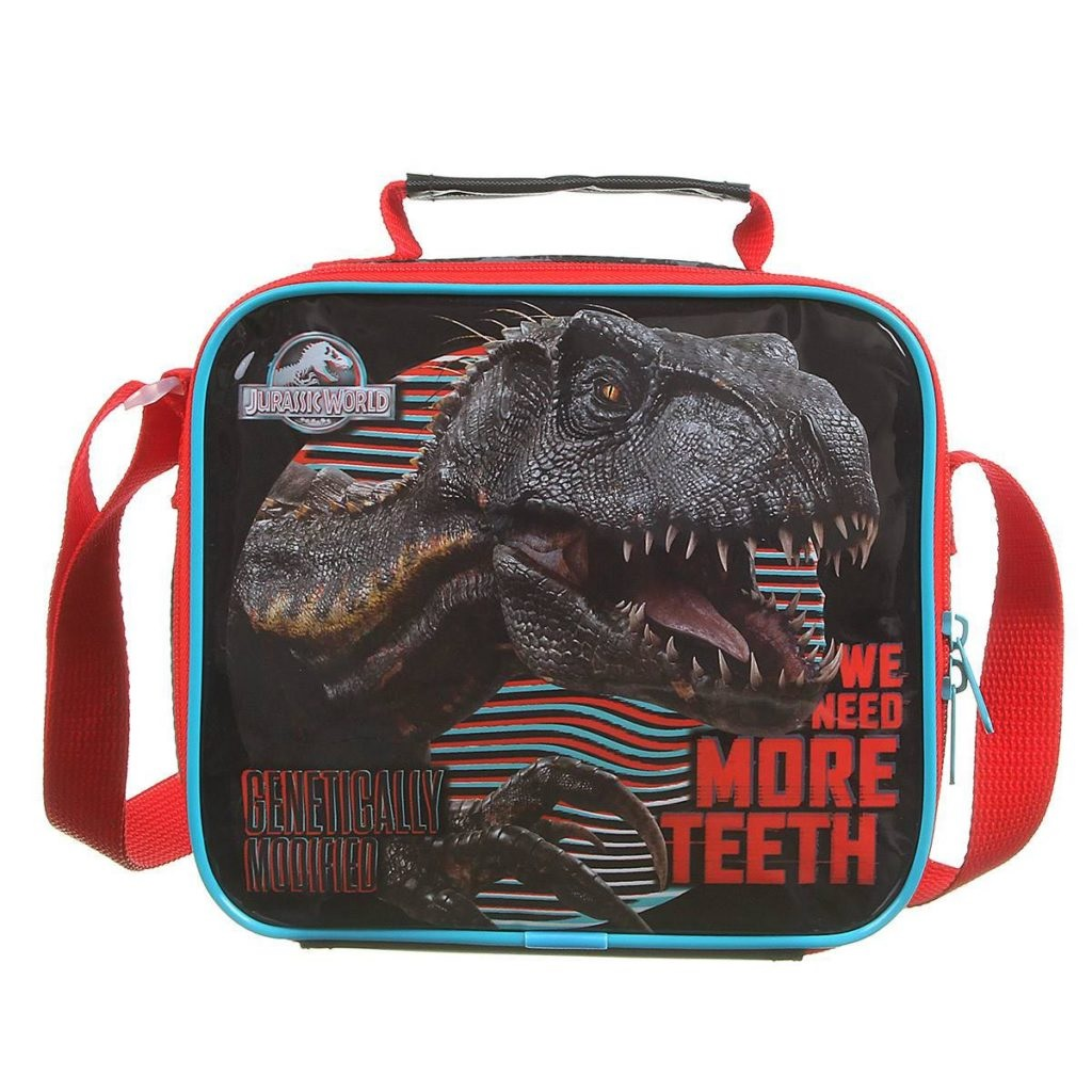 Lancheira Térmica Escolar Jurassic World - 37412